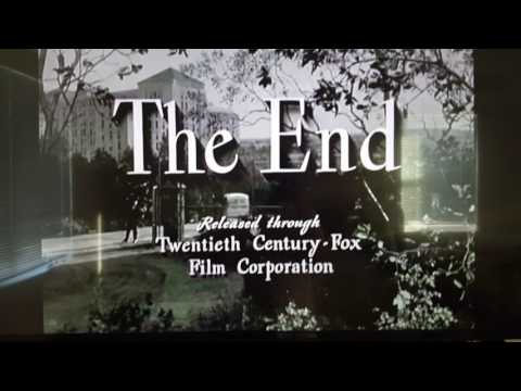 The End Released Through Twentieth Century Fox Film Corporation 20th Television