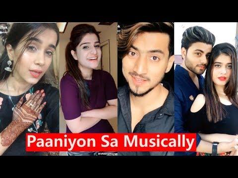 Sang Tere Paniyon Sa Musically | Atif Aslam | Lucky Dancer, Mr. Faisu, Memon Shifu, Reeja Jeelani