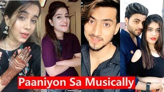 Sang Tere Paniyon Sa Musically | Atif Aslam | Lucky Dancer, Mr. Faisu, Memon Shifu, Reeja Jeelani