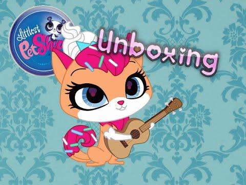 LPS Rozi UNBOXING