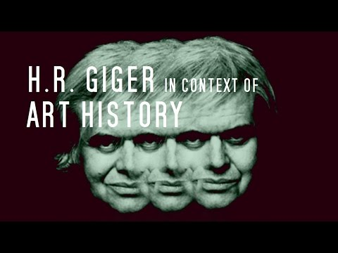 H.R. Giger: Hellscape of our Zeitgeist (video essay on the Alien creator )