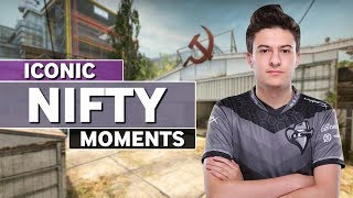 Nifty Walks Us Through Some Of His Greatest Plays | Iconic Moments