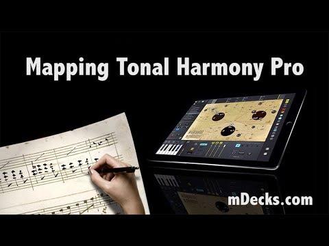 Best Tonal Harmony App for iPad.