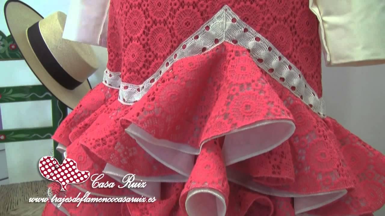 a3399a4b4 Trajes de Flamenco Casa Ruiz nº52