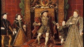 Las 6 esposas del Rey Enrique VIII