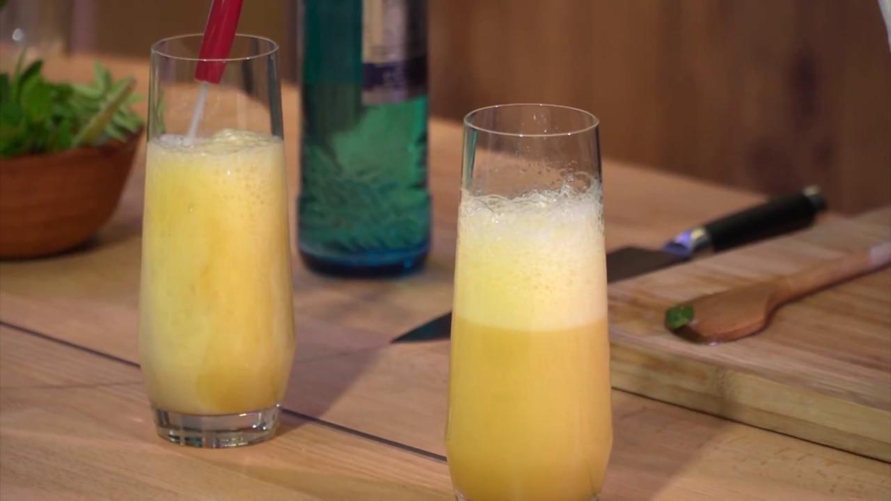 Ananas Limonade