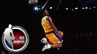 Kobe Bryant's high-flying dunks filled opponents with fear | ESPN Archives