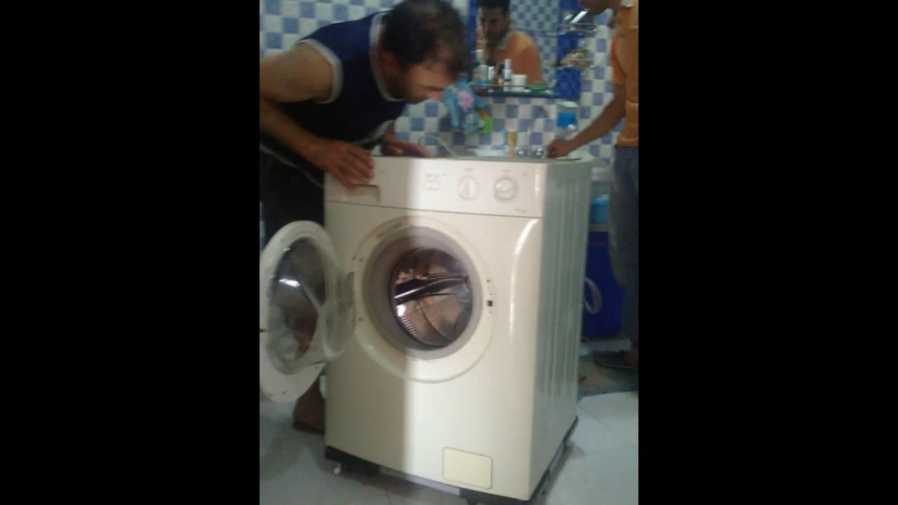 r paration pour le machine a lave arthur martin le a 16h04 youtube. Black Bedroom Furniture Sets. Home Design Ideas