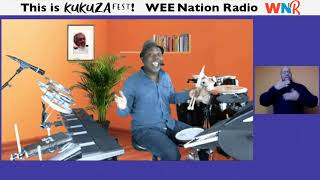 #KukuzaFest Day 2 - Family Music Fest, hosted by Markette Sheppard | WEE Nation Radio |