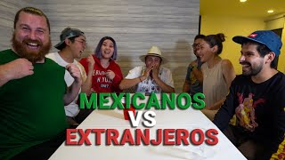 ¿QUIÉN SABE MÁS SOBRE MÉXICO? Mexicanos VS Extranjeros