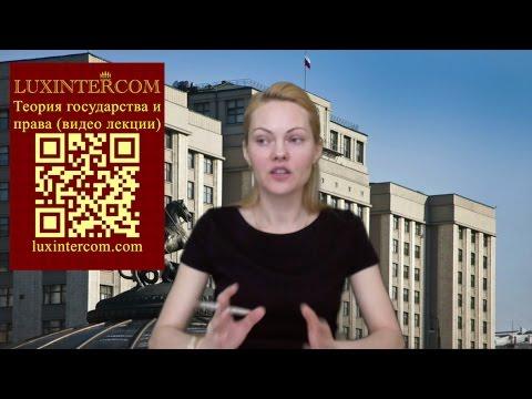 видео: ТГП: Формы осуществления функций государства