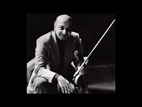 Josef Sivo - Schubert Violin Sonata A minor D. 385 2mvt