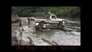 bolivian bridge OR cruzando el rio
