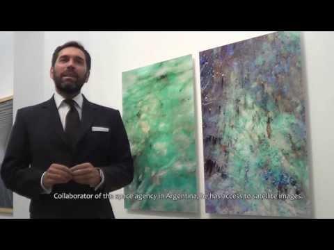 Santiago Espeche - Spazio Nuovo Gallery, Rome - 2013