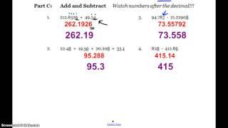 AP Chemistry Sig Figs, Dimensional Analysis, Density
