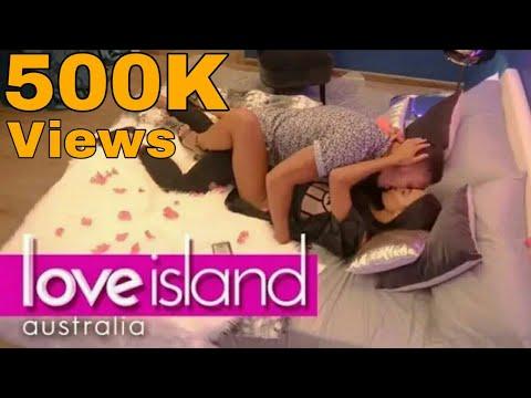 Tayla and Grant go to the Hideaway  Love Island Australia 2018