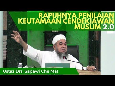 Rapuhnya Keutamaan Penilaian Cendekiawan Muslim 2.0 - Ustaz Drs. Sapawi Che Mat [Video Kuliah]из YouTube · Длительность: 53 мин14 с