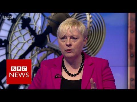 Angela Eagle launches leadership bid 'to heal Labour' - BBC News