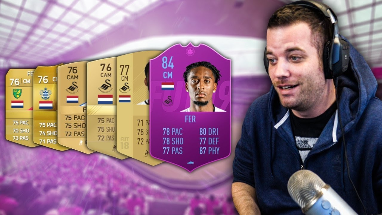 THE KING IS BACK - FIFA19