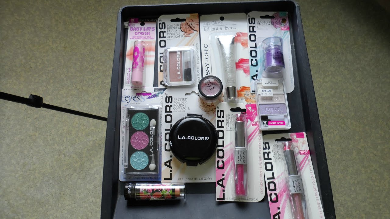 Rite aid makeup