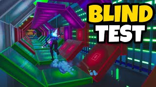 22 MUSICS KNOWN ON THIS BLIND TEST FORTNITE - CODE!