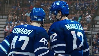 Marleau beats Condon top shelf with perfect shot