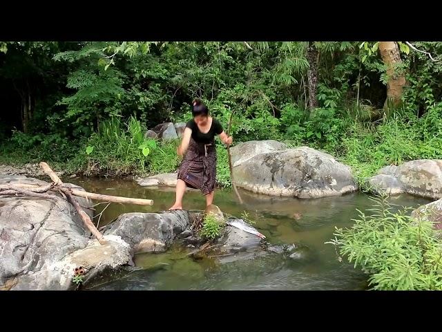 Hidup di pedalaman Borneo