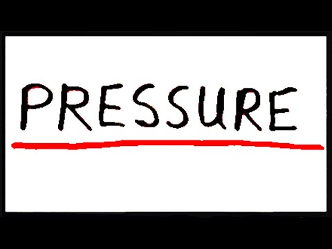 Pressure and Pressure Units