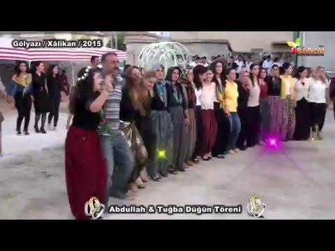 Abdullah & Tuğba Düğün Töreni klip 2015 / Gölyazı / Xalikan