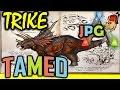 Ark Survival Evolved Trike Explained - ARK TAMED PS4 XB1 PC