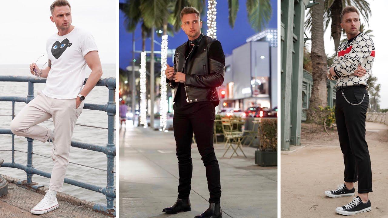 MEN'S SPRING/SUMMER LOOKBOOK 2019   Mens Fashion Outfit Inspiration 2
