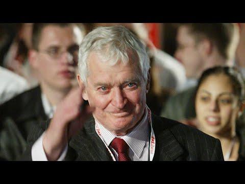 L'ancien Premier Ministre Canadien John Turner N'est Plus