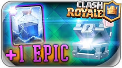 SILBER TRUHE EPIC DROP + ARENA 3 TAKTIK | Clash Royale Let's Play | Deutsch German