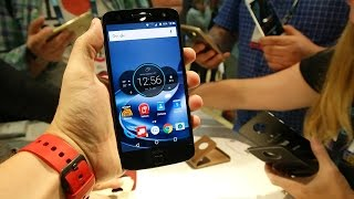 First look: Moto Z & Moto Z Force - Hands on with MotoMods