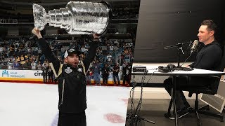 Biz Nasty Sits Down With Sidney Crosby's Trainer Andy O'Brien