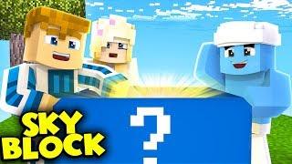 CO DOSTAŁEM OD JULII I SMERFA? | Minecraft Skyblock S3