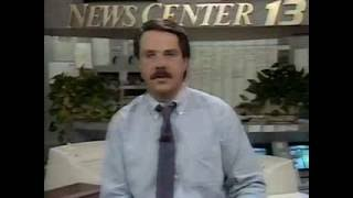 August 5, 1991 - End of 5PM Newscast in Indianapolis