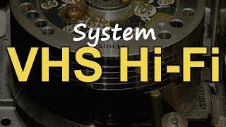 System VHS Hi-Fi [Reduktor Szumu] #195