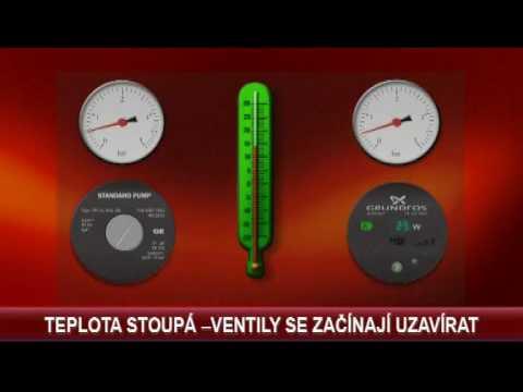 Český Kutil: Instalace čerpadla Alpha 2 Od Grundfos