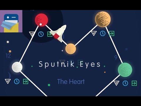 Sputnik Eyes: The Heart Levels 8 - 13 Walkthrough & Solutions (Shelly Alon)