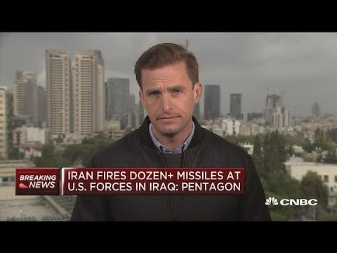 How Israel Is Responding To The Iran Missile Attack On U.S. Troops In Iraq