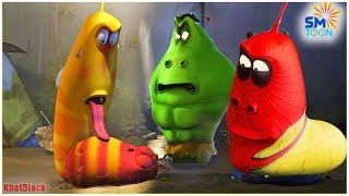 New Cartoon Movie 🥁 Funny Compilation - Commedia - Divertente 🥟 Film LARVA 🥯 Best Cartoon Movie