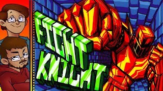 Let's Try Fight Knight - All You Need is Punch