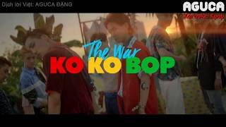 [Karaoke Việt + Audio] KO KO BOP - EXO