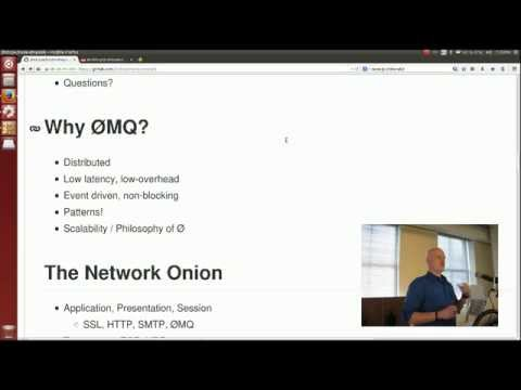 Building Distributed Systems with Node.js and ØMQ