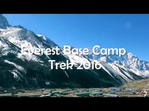 Everest Base Camp Trek 2016 | Nepal Eco Adventure