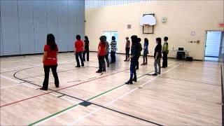 Lets Shake It ~ Line Dance (Walk Thru & Danced)