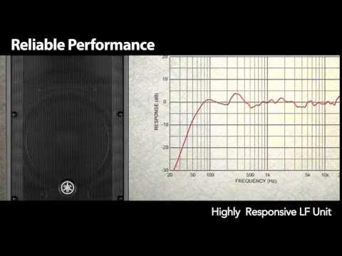 Yamaha Loudspeakers CBR series