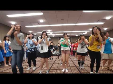 Anime Midwest KPOP Panel (+Acen Chorus Game Link)