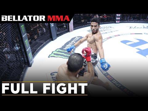 Bellator 188: Luiz Victor Rocha vs Almog Shay - FULL FIGHT